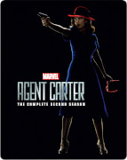 Marvel's Agent Carter: Season 2 - Zavvi Exclusive Limited Edition Steelbook