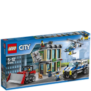 LEGO City: Bulldozer inbraak (60140)