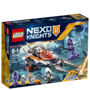 LEGO Nexo Knights: Lances Doppellanzen-Cruiser (70348)