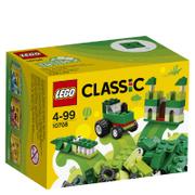 LEGO Classic: Kreativ-Box Grün (10708)