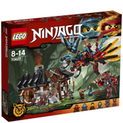 LEGO Ninjago: Dragon's Forge (70627)