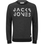 Jack & Jones Men's Core Cope Sweatshirt - Sky Captain