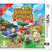 Animal Crossing: New Leaf - Welcome amiibo