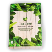 Vitamasques Tea Tree Hydrating Moisturising Mask (Box of 4)