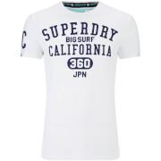 Superdry Men's Big Surf T-Shirt - Optic
