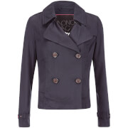 Superdry Women's Mono Mac - Dark Navy
