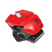 Mad Catz R.A.T.M Wireless Mobile Gaming Mouse - Red