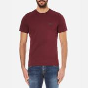 Barbour International Men's Small Logo T-Shirt - Port