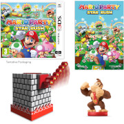 Mario Party: Star Rush + Donkey Kong amiibo Pack