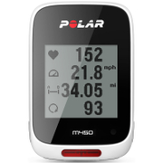 Polar M450 GPS Bicycle Computer - White