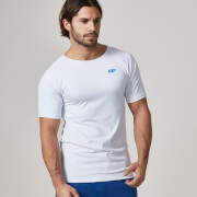 Myprotein Men's Core T-Shirt – White