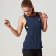 Myprotein Women's Core Drop Armhole Vest – Navy