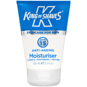 King of Shaves SPF 15 Anti-Ageing Moisturiser 100ml