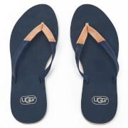 UGG Women's Magnolia Flip Flops - Navy