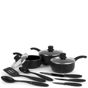 Russell Hobbs 9 Piece Cookware Set