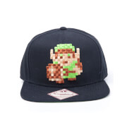 The Legend of Zelda Link 8-Bit Snapback Cap
