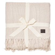 UGG Bamboo Knitted Throw - Ivory