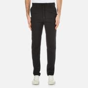 KENZO Men's Tech Wool Drawstring Trousers - Black