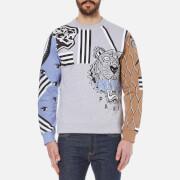 KENZO Men's Multi Icons Sweatshirt - Multicolour