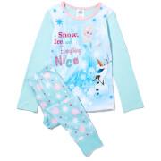 Pyjama pour Enfant - Disney La Reine des Neiges -Menthe