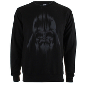 Star Wars: Rogue One Mens Vader Lines Crew Sweatshirt - Zwart