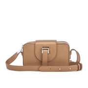 meli melo Women's Micro Box Cross Body Bag - Tan