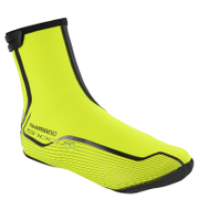 Shimano S1000R H20 Road Overshoes - Yellow