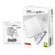 New Nintendo 3DS XL Pearl White