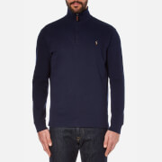 Polo Ralph Lauren Men's Quarter Zip Sweatshirt - Cruise Navy