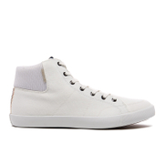 Baskets Dunmore Mid Top Jack & Jones -Blanc