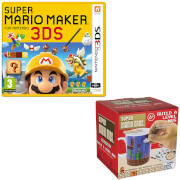 Super Mario Maker for Nintendo 3DS + Super Mario Bros. Build-A-Level Mug