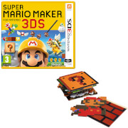 Super Mario Maker for Nintendo 3DS + Super Mario Bros. Coaster Pack