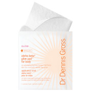 Dr Dennis Gross Alpha Beta Glow Pad for Body (8 Towelettes)