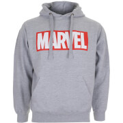 Sweat à Capuche Homme - Enfant Marvel - Gris
