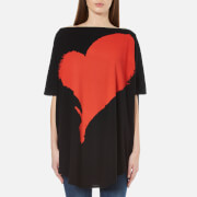 Vivienne Westwood Anglomania Women's Hylas Elephant T-Shirt - Black