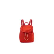 Diane von Furstenberg Women's Satin Backpack - Rust