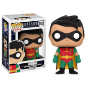 Batman: The Animated Series Robin Funko Pop! Figuur