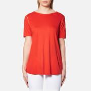 BOSS Orange Women's Taplisse T-Shirt - Bright Red