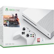 Xbox One S 500GB with Battlefield 1