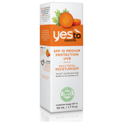 yes to Carrots Daily Facial Moisturiser with SPF15