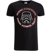T-Shirt Homme Stormtrooper Original Trooper - Noir