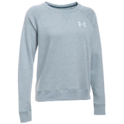 Under Armour Women's Favourite Fleece Crew Sweatshirt - Nova Teal