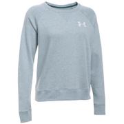 Under Armour Women's Favourite Fleece Crew Sweatshirt - Nova Teal