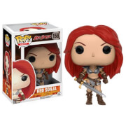 Figura Pop! Vinyl Red Sonja
