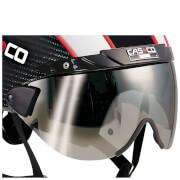 Casco Warp Sprint Visor - Silver