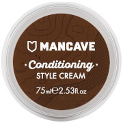 ManCave Conditioning Whisky Scented Style Cream 75ml