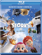 Storks 3D (Includes 2D Version)