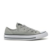Converse Chuck Taylor All Star Ox Trainers - Dolphin/Black/White