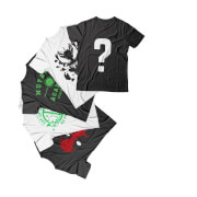 Mystery Geek T-Shirt - 5-Pack