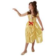 Disney Girls' Beauty and the Beast Belle Fancy Dress Costume